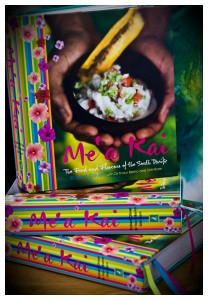Best Cook book in the world -A Pacific cuisine Journey with Robert Oliver.