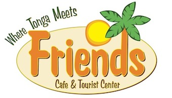 Friends Cafe & Tourist Center – Tonga